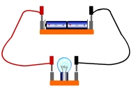 electrical energy transfer in simple electric circuits rh furryelephant com simple electric circuit animation simple electric circuit animation